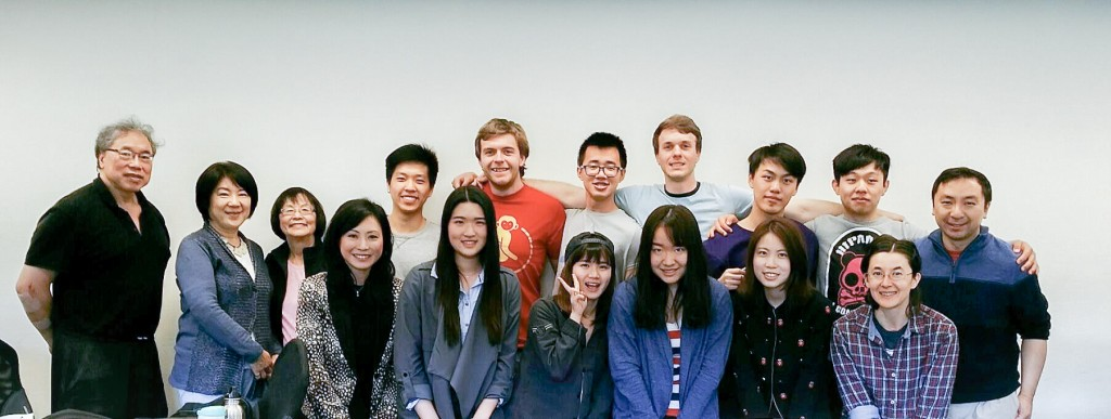 UBC Asian Studies Cantonese Class of 2015W.