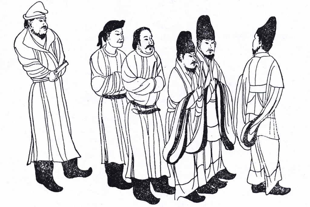 Tang China in Multipolar Asia