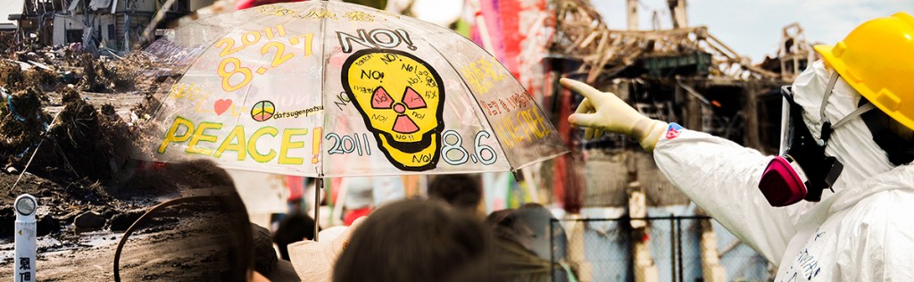 Five Long, Short Years: Our World, Our Fukushima Banner