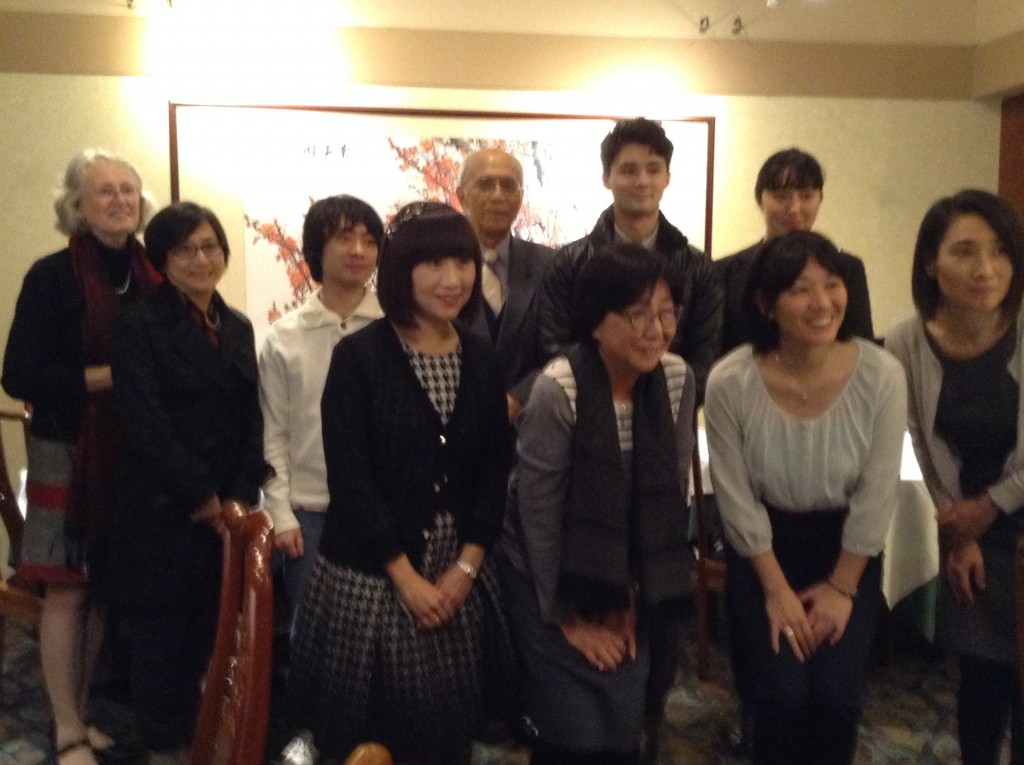 Voices of Kakehashi_ Prof Soga with panelists and organizers_Oct.25 .2015 006