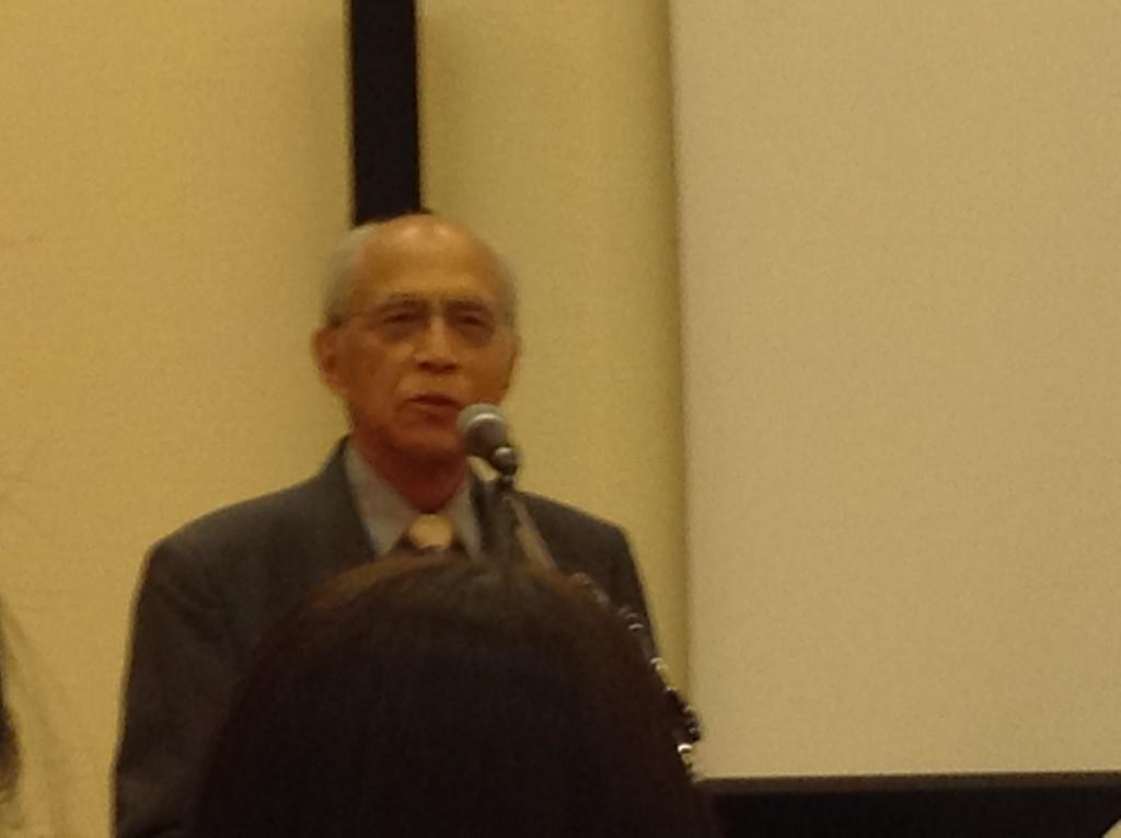 Voices of Kakehashi_Keynote speech_Prof Soga_Oct.25 .2015