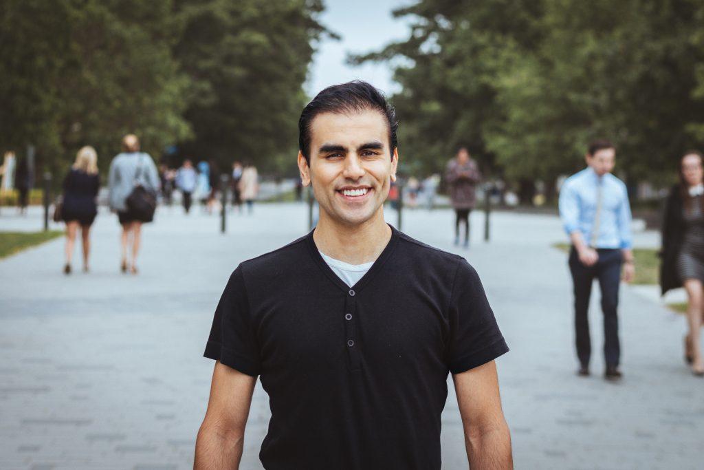 Gurinder Mann, Asian Studies MA Student