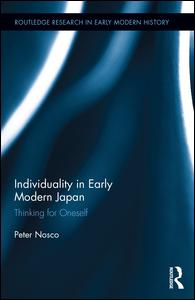 Individuality in Early Modern Japan: Thinking for Oneself