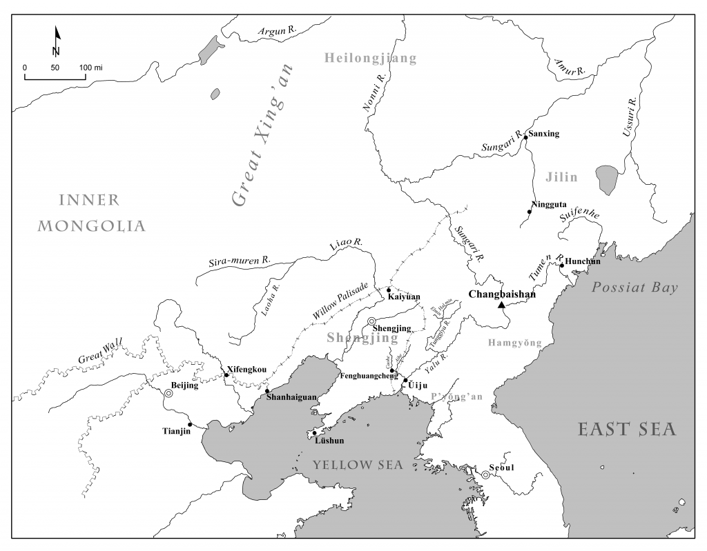 Neighbors and Killers: Contacts between Qing China and Chosŏn Korea